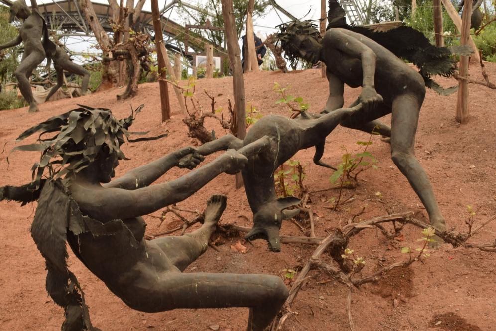 Eden Project Dionysus 2