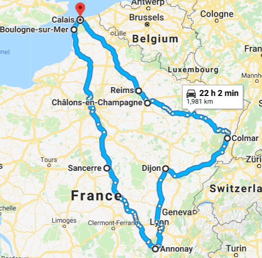 French Trip